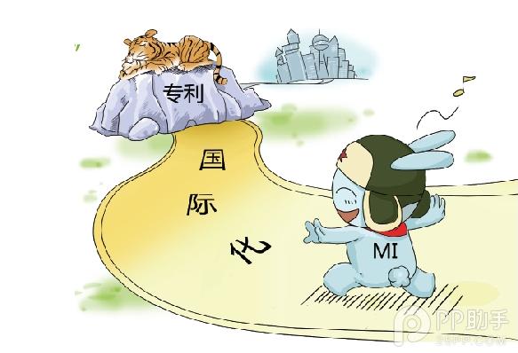 外国专利 中国保护